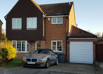 Thumbnail 5 bed detached house for sale in Wheatfield Leybourne, West Malling