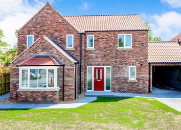 Thumbnail 4 bed detached house for sale in Plot 5, Simpsons Place, Main Street, Cranswick, Driffield