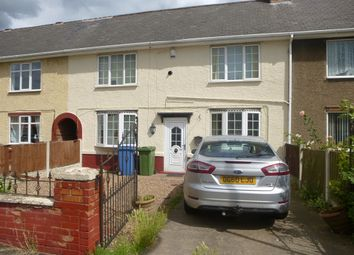 Thumbnail 3 bed terraced house for sale in White Avenue, Langold, Worksop
