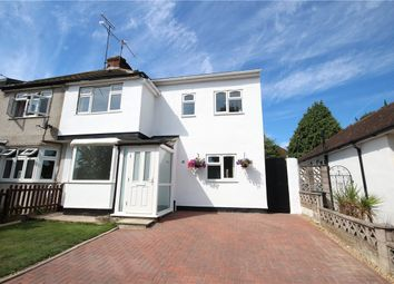 Thumbnail 5 bed semi-detached house for sale in Hood Avenue, Orpington, Kent