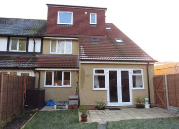 Thumbnail 2 bed end terrace house for sale in Ross Road, Wallington