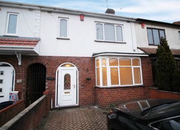 Thumbnail 3 bed terraced house for sale in Saltwells Road, Dudley, West Midlands