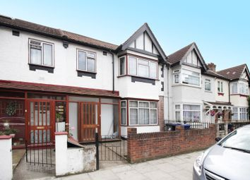 Thumbnail 3 bed terraced house for sale in Drayton Bridge Road, Hanwell, Ealing