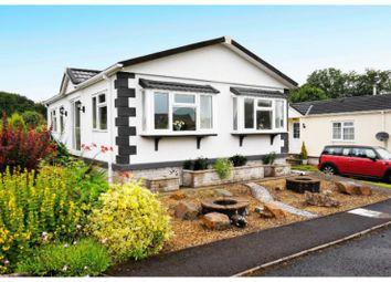 Thumbnail 2 bed mobile/park home for sale in Carmel, Llanelli