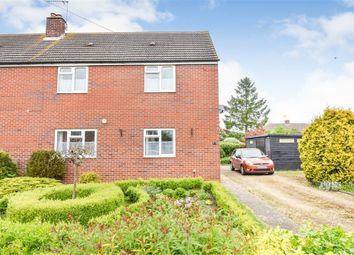 Thumbnail 3 bed semi-detached house for sale in Croft Road, Isleham, Ely, Cambridgeshire