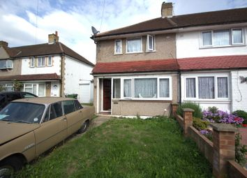 Thumbnail 3 bed semi-detached house for sale in Devonshire Road, Feltham, Middlesex