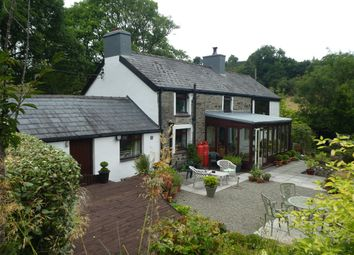 Thumbnail 3 bed cottage for sale in Bangor Teifi, Llandysul