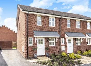 Thumbnail 2 bed end terrace house for sale in Lee Valley Close, Andover