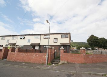 Thumbnail 3 bed end terrace house for sale in Bunbeg Park, Belfast