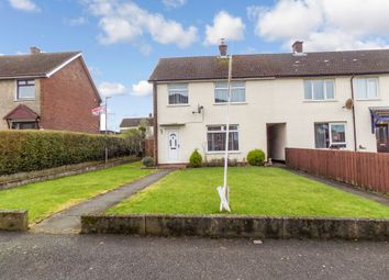 Thumbnail 3 bed end terrace house to rent in Maple Crescent, Dunmurry, Belfast