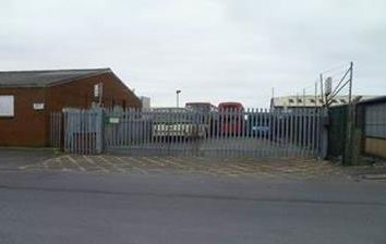 Thumbnail Light industrial for sale in Gated Compound, Brinwell Road, Blackpool
