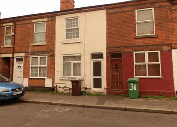 Thumbnail 2 bed terraced house for sale in Kingsley Road, Nottingham, Nottinghamshire