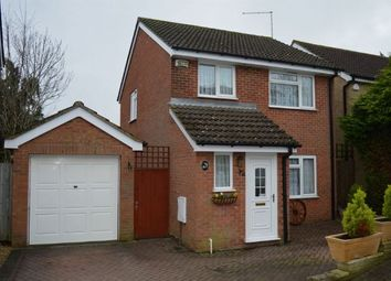 Thumbnail 3 bed detached house for sale in Deansway, Rectory Farm, Northampton