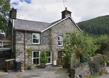 Thumbnail 4 bedroom semi-detached house for sale in Abercorris House, Corris