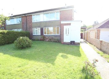Thumbnail 2 bed flat to rent in Colemans Moor Road, Woodley, Reading