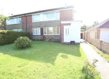 Thumbnail 2 bedroom flat to rent in Colemans Moor Road, Woodley, Reading
