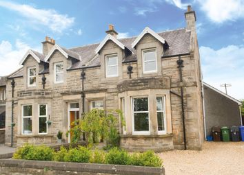 Thumbnail 5 bed semi-detached house for sale in 92 Causewayhead Road, Causewayhead, Stirling