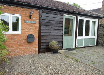 Thumbnail 1 bed cottage to rent in The Coach House, Upton Magna, Shrewsbury