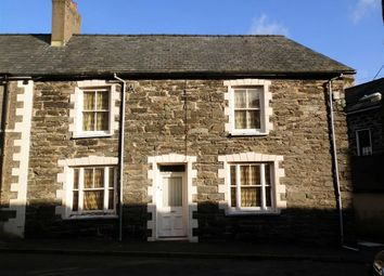 Thumbnail 2 bed end terrace house for sale in 1 Park Square, Blaenau Ffestiniog, Gwynedd