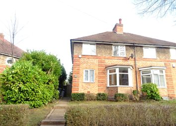 Thumbnail 3 bed semi-detached house to rent in The Avenue, Acocks Green, Birmingham