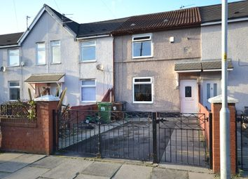 Thumbnail 2 bedroom terraced house for sale in Hackett Avenue, Bootle