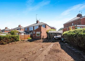Thumbnail 3 bedroom semi-detached house for sale in Lilac Avenue, York