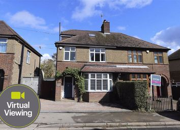 Thumbnail 4 bed semi-detached house for sale in Regent Street, Leighton Buzzard