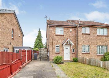 Thumbnail Semi-detached house for sale in Highgate Drive, Ilkeston