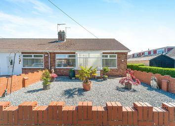 Thumbnail 2 bed bungalow for sale in Highfield Crescent, Bilton, Hull