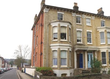 Thumbnail 3 bed flat to rent in Anglesea Road, Ipswich