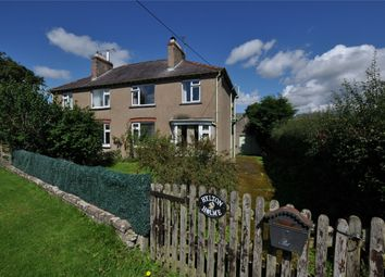 Thumbnail 3 bed semi-detached house for sale in Hylton Holme, Warcop, Appleby
