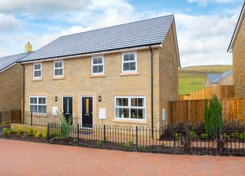 """Thumbnail 3 bedroom semi-detached house for sale in """"Maidsley"""" at Burlow Road, Harpur Hill, Buxton"""