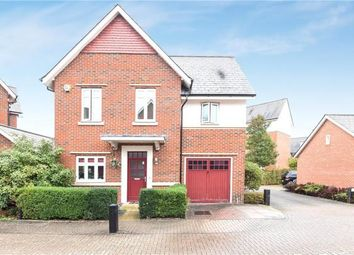 Thumbnail 3 bed detached house for sale in Wyatt Crescent, Lower Earley, Reading