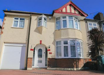 4 bed semi-detached house for sale in Conway Crescent, Chadwell Heath, Romford RM6
