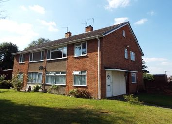Thumbnail 2 bedroom flat to rent in Hillside Close, Brownhills
