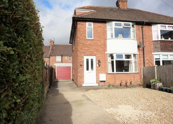 Thumbnail 3 bedroom semi-detached house for sale in Anderson Grove, York