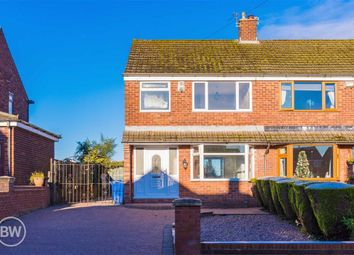 Thumbnail 3 bed semi-detached house to rent in Sherriffs Drive, Tyldesley, Manchester