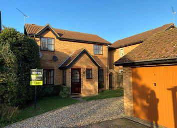 Thumbnail 3 bed detached house to rent in Jim Mollison Court, Mildenhall