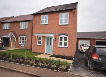 Thumbnail 3 bed detached house to rent in Cascade Close, Burton-On-Trent