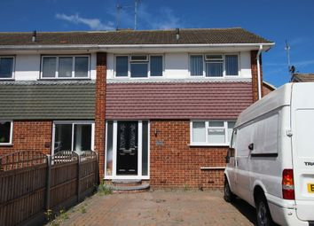 Thumbnail 4 bedroom semi-detached house to rent in Gadby Road, Sittingbourne