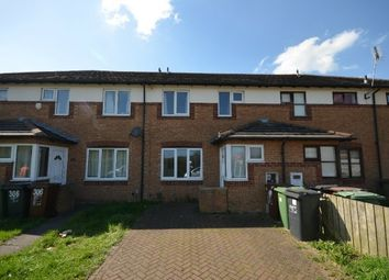 Thumbnail 1 bed terraced house for sale in Willow Brook Road, Corby
