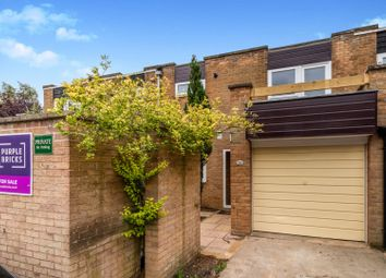 Thumbnail 3 bed terraced house for sale in Greenlands, Cambridge