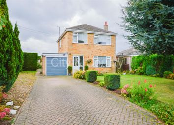 3 bed detached house for sale in Pipwell Gate, Moulton Seas End, Spalding PE12