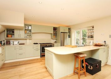 Thumbnail 5 bed terraced house to rent in Thames Crescent, Chiswick, London