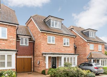 Thumbnail 4 bed link-detached house for sale in Oakgrove, Caterham