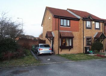 Thumbnail 1 bed end terrace house for sale in Ellicks Close, Bradley Stoke, Bristol, Gloucestershire