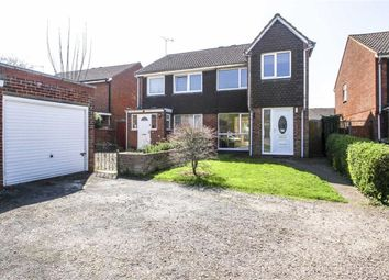 Thumbnail 3 bedroom semi-detached house to rent in Westhill, Stantonbury, Milton Keynes, Buckinghamshire