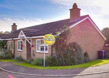 Church Lane, Guilden Morden, Royston SG8. 2 bed terraced bungalow for sale