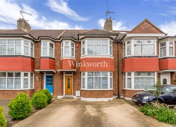 Thumbnail 3 bed terraced house for sale in Ash Grove, London