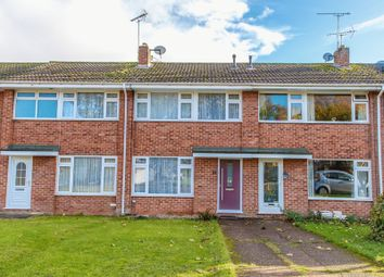 Thumbnail 3 bed terraced house for sale in Willow Walk, Crediton